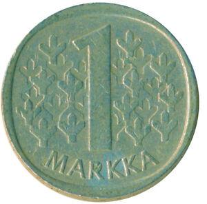 Finland, 1 MARKKA, 1976           #WT10218