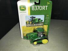 ERTL 1/64 JOHN DEERE 8370RT Die-Cast Metal Tractor** NEW IN PACKAGE **