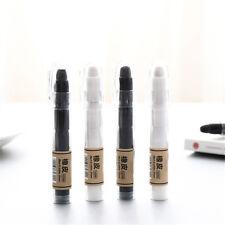 Black White Pencil Eraser Kawaii Stationery Gifts Novelty 3 Head Rubber School