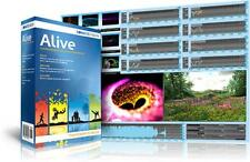 Alive Pioneer Professional Biofeedback System Complete with IOM Finger Sensors