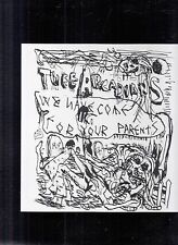 thee arcadians we have come for your parents lp gary panter on feeding tube