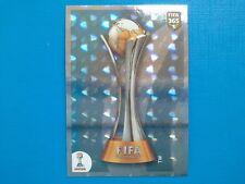 Panini FIFA 365 2017-18 2018 n.503 Trophy FIFA Club World Cup
