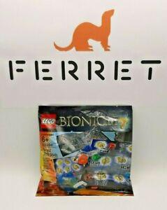 Original Lego Polybag Bionicle (5002941) NEU / OVP Hero Pack - 9 Teile