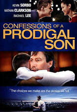 Sealed- CONFESSIONS OF A PRODIGAL SON DVD Kevin Sorbo with Free Shipping