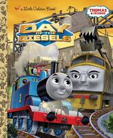 Day of the Diesels (Thomas & Friends) (Little Golden Book) by Rev. W. Awdry