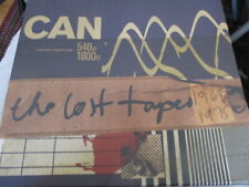 2012 CAN The Lost Tapes 3 CD UK Box Set Spoon CDSPOON55 W/Booklet KRAUTROCK NM