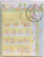 Sun-X Animal Raccoon Dog Writing Letter & Envelope SET Shiba Inu MADE IN JAPAN