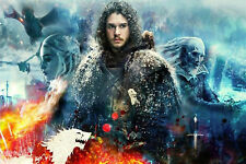 Game of Thrones Cartoon DIY 5D Diamond Painting Full drill Embroidery Art /3032