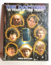 1994 Doctor Who Thirty Years of Time Travel Hardcover Book- 190+ Pages (M5405)