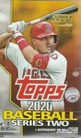 2020 Topps Series 2 Baseball (1) Hobby Box - RANDOM TEAM BREAK #004