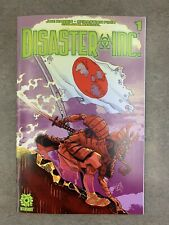 Disaster Inc #1 2020 Aftershock Comics 1:15 Cully Hamner Variant Cover
