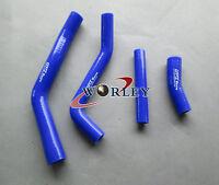 For Yamaha YZ450F YZF450 YZF 450 2010-2013 Silicone Radiator Hose Blue 2011 2012