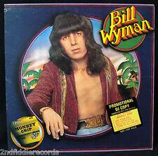 BILL WYMAN-MONKEY GRIP-N Mint Vinyl Promotional Album-ROLLING STONES-#COC 79100