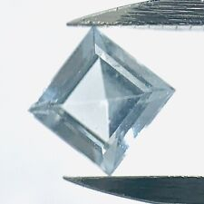 Echter Hellblauer Aquamarin Square 4.0x4.0mm