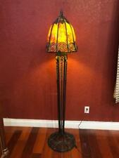 wrought iron antique lamps for sale ebay rh ebay com