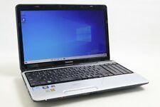 "Toshiba Satellite L755 S5214 15"" Windows 10 Laptop i3 2.1Ghz, 4gb, 120gb SSD"
