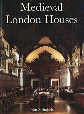 Medieval London Houses - 9780300082838