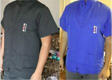 Professional Barber Vest For Men ( BLUE  ONLY) M, L, XL