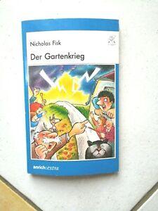 Der Gartenkrieg (Nicholas Fisk) - Softcover, gut