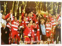 FC Bayern München + DFB Pokal Sieger 2008 + Fan Big Card Edition F143 +
