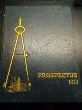 Chicago IL Dunbar Vocational High School yearbook prospectus 1973 Illinois