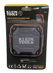 Klein Tools Bluetooth Speaker with Magnetic Strap AEPJS2 Sealed