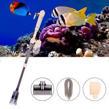 Aquarium Wasserwechsel Elektrische Mulmsauger Einstellbar Bodenreinigung