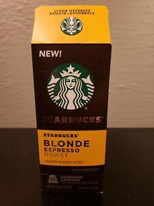 Starbucks Espresso Blonde Capsules