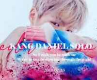 KANG DANIEL (WANNA ONE): COLOR ON ME* CD+Photo Book+Poster (Connect) Album K-POP