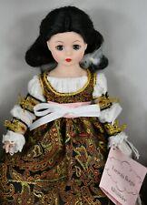 """Madame Alexander Lucrezia Borgia, Cissette 51770 Renaissance, 10"""" NRFB"""