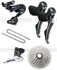 Shimano Ultegra R8000 Groupset Clamp-On Front Derailleur 5pcs Brand New