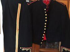US Marine Corps USMC Major 43 Short Formal Dinner Dress Mess Jacket & Pants SACO