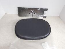 NOS OEM Yamaha Custom Backrest Pad Plain STR-5GA41-50-00