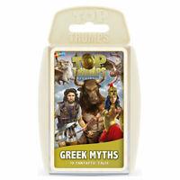 Top Trumps Card Game Greek Mythology