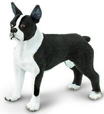 Boston Terrier Figurine Toy