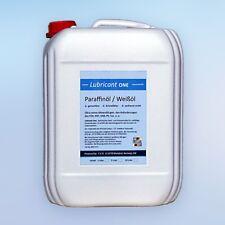 (5,18€/L) 5L Reines Paraffinöl, Universalöl z.B. Feinmechanik, etc. 5 Liter