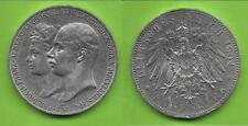 J 087 5 Mark Mecklenburg Hochzeit 1904
