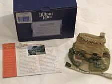Lilliput Lane 'Amberley Rose' EUC In Box With Deed P/up Ringwood Nth 3134