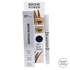 NEW It Cosmetics Brow Power Eyebrow Pencil Universal Taupe   0.05g Travel Size