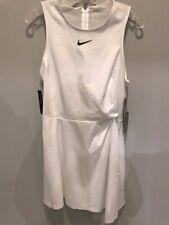 New listing NIKE Women's Court Maria Sharapova Tennis Dress Medium White AO0360 100 $120.00