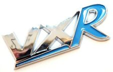 VXR Badge Chrome & Blue Corsa D Astra H Boot Tailgate Opel Vauxhall Custom Arden