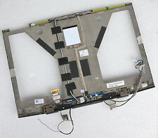 DISPLAY HOUSING CASE DELL ALIENWARE M17X + HINGES DISPLAY CABLE 0GTDTJ -TF10