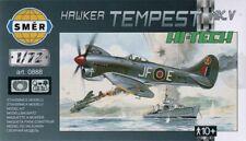 Hawker Tempest Mk V: Ace Clostermann (Hi-Tech Ed) ( 1/72 Modelo Kit, Smer 0888)