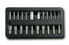 A-TORX/P 22pc Torx Plus/ Torx Plus Security Insert Bit Set S2 Steel TPS10-TPS60