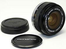 Olympus objetivamente G. Zuiko auto-W 3,5/28 - 1:3,5 f = 28mm para Olympus om