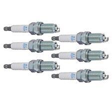 Honda Odyssey Set of 6 Spark Plugs OEM NGK Laser Iridium Resistor IZFR5K11