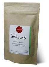 GP: 9,80 €/100 g - Quertee®  - Matcha  Pulver - 100 g im Zip-Beutel zum Kochen