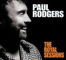 The Royal Sessions [Digipak] by Paul Rodgers (CD, Feb-2014) Brand New!