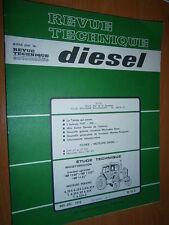 Tracteurs MASSEY FERGUSON MF 1100 1105 1135 : revue technique RTD 82