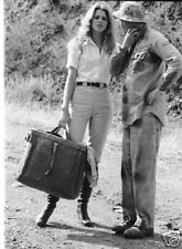THE BIONIC WOMAN LINDSAY WAGNER RARE 1977 ABC TV PHOTO